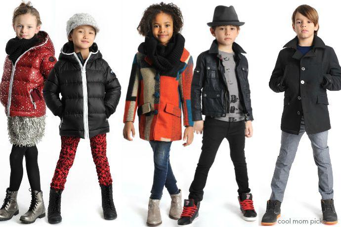 سایز لباس های بچه ها: راهنمای پیدا کردن لباس مناسب