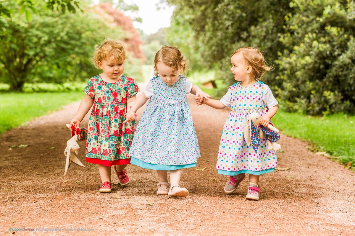 پوشاندن لباس در بهار برای کودک بخش سوم