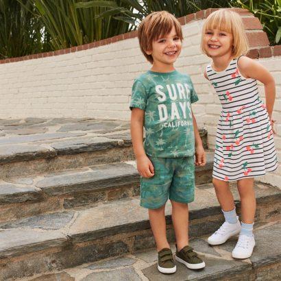 پوشاندن لباس در بهار برای کودک بخش چهارم