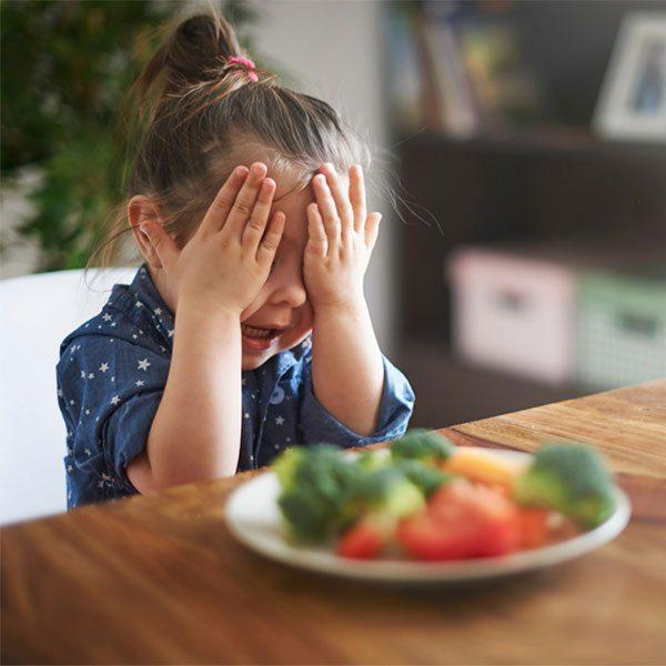 روش هایی که کودک شما بهتر غذا بخورد بخش دوم