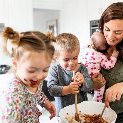 مواد غذایی مورد نیاز کودک