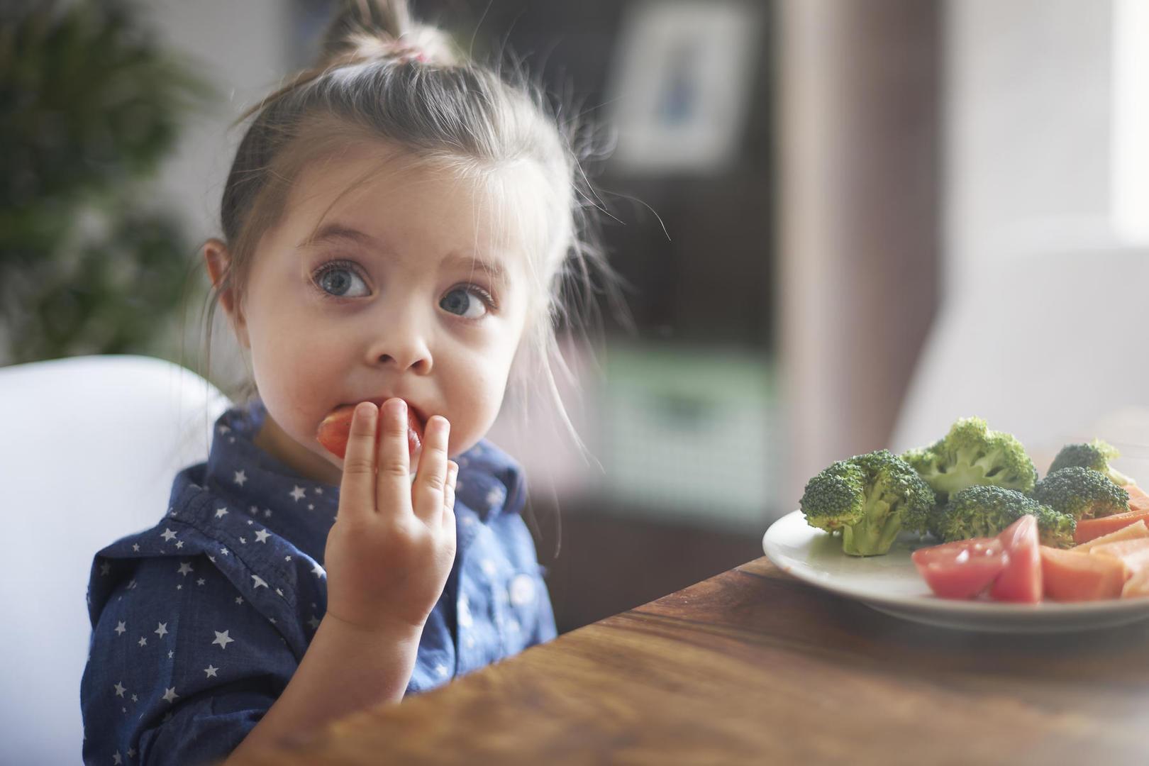 روش هایی که کودک شما بهتر غذا بخورد