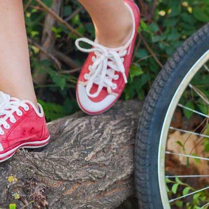 خرید کفش دخترانه
