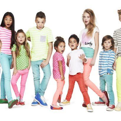تیپ لباس کودکان