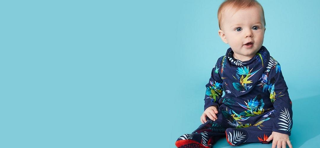 ویژگی لباس نوزاد