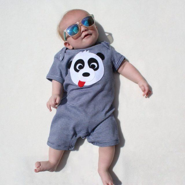 پارچه های مناسب لباس کودکان