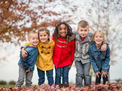 راهنمای خرید لباس پاییزه کودک