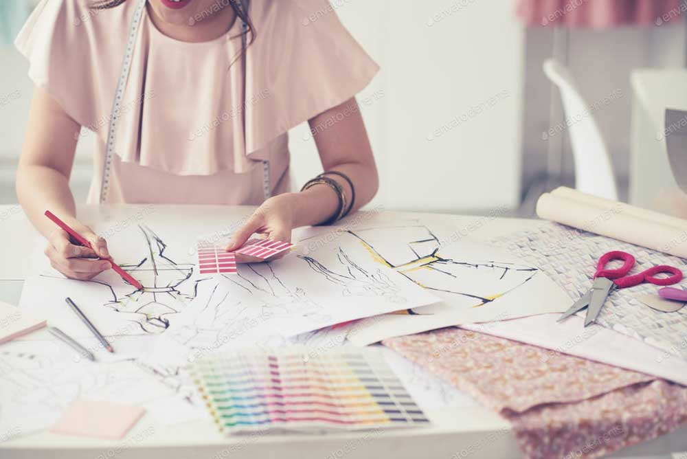 طراحی پوشاک بچه گانه